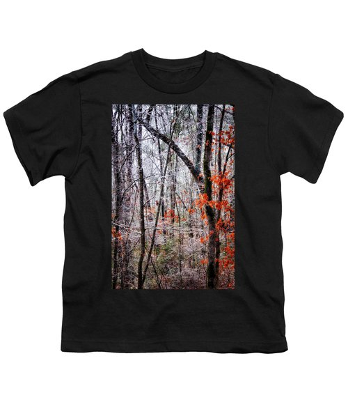 Ice Trees Youth T-Shirt