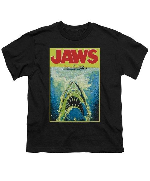 Jaws - Bright Jaws Youth T-Shirt