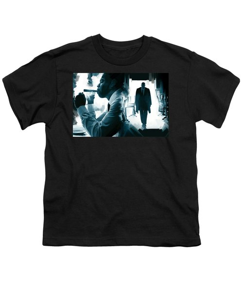 Jay-z Artwork 3 Youth T-Shirt