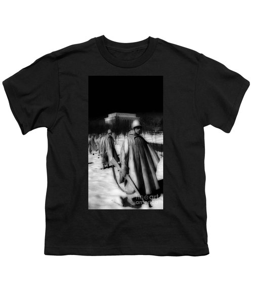 Korean Memorial Youth T-Shirt by Skip Willits