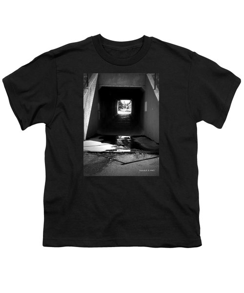 Lethbridge Underpass Youth T-Shirt