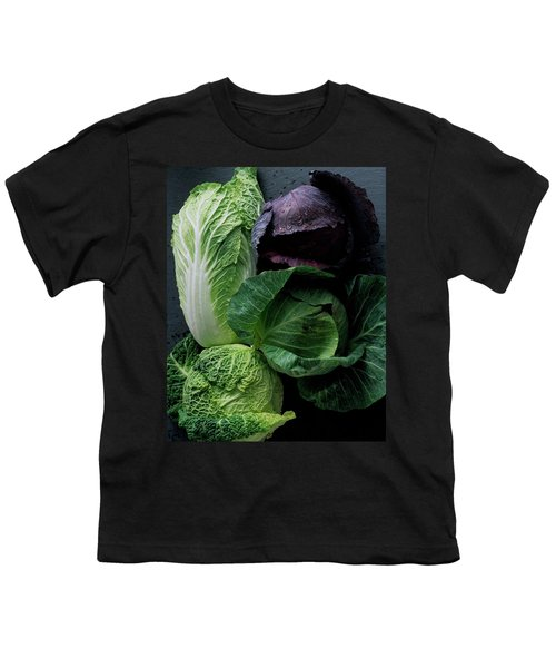 Lettuce Youth T-Shirt by Romulo Yanes