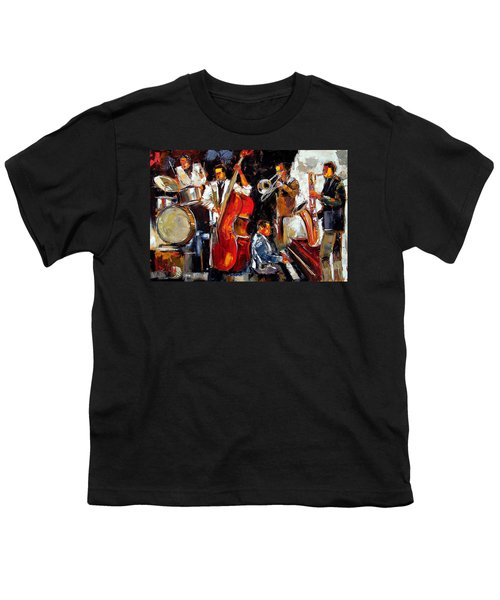 Living Jazz Youth T-Shirt