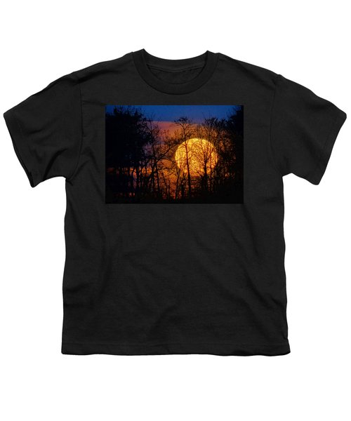 Luminescence Youth T-Shirt by Bill Pevlor