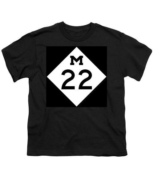 M 22 Youth T-Shirt