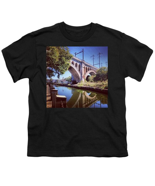 Manayunk Canal 2 Youth T-Shirt