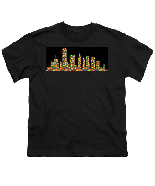 Miami Skyline 2 Youth T-Shirt