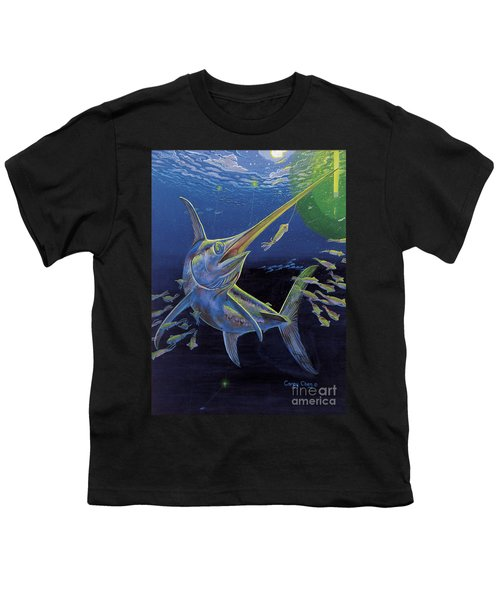 Midnight Encounter Off0023 Youth T-Shirt
