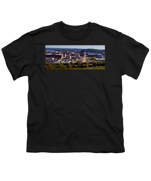 Mini Downtown Parkersburg Youth T-Shirt
