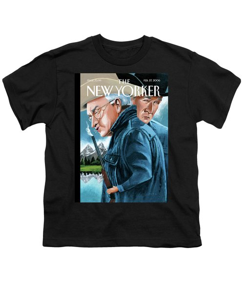 New Yorker February 27th, 2006 Youth T-Shirt