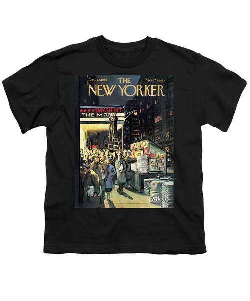 New Yorker November 22nd, 1958 Youth T-Shirt