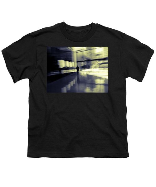 Youth T-Shirt featuring the photograph Nexus by Alex Lapidus