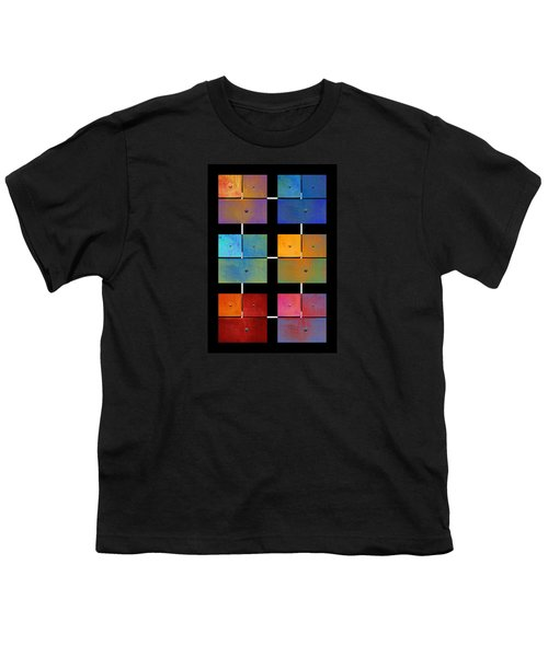 One To Eighteen - Colorful Rust - All Colors Youth T-Shirt