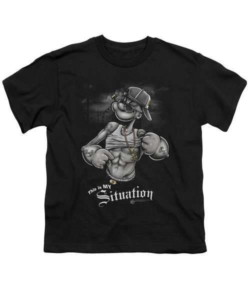 Popeye - Situation Youth T-Shirt