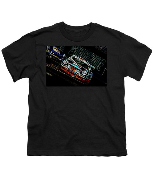 Porsche 911 Racing Youth T-Shirt