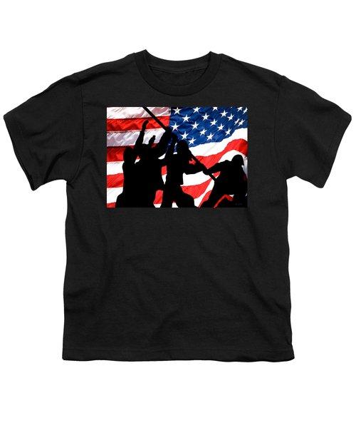 Remembering World War II Youth T-Shirt