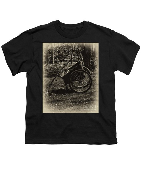 Youth T-Shirt featuring the photograph Rest Awhile by Mark Myhaver