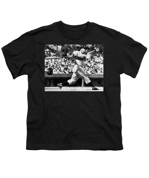 Roger Maris Hits 52nd Home Run Youth T-Shirt