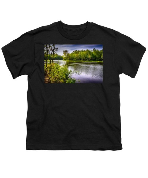 Youth T-Shirt featuring the photograph Round The Bend 35 by Mark Myhaver