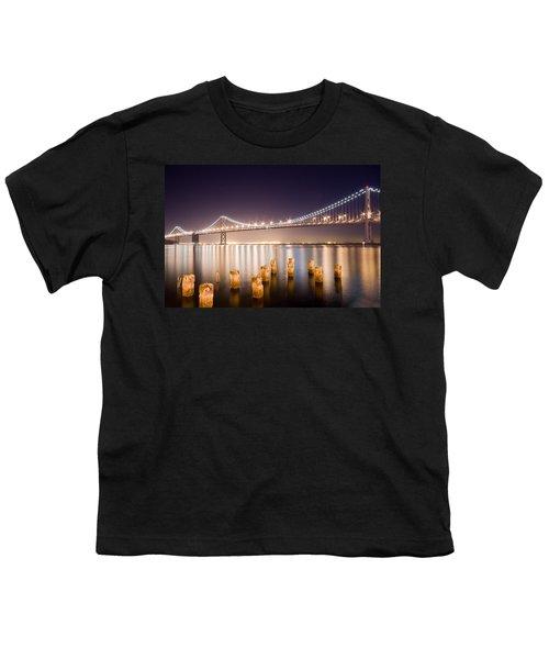 San Francisco Bay Bridge Youth T-Shirt