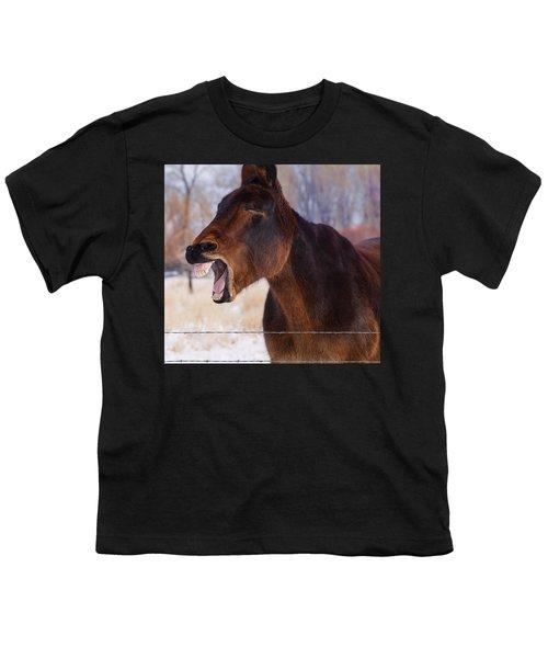 Say Ahhhh Youth T-Shirt