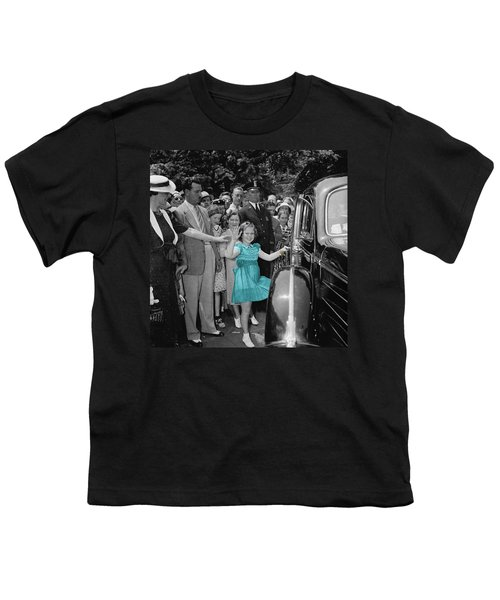 Shirley Temple Youth T-Shirt