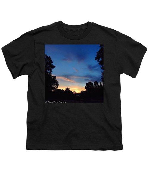 #skyporn #insta_pick_skyart Youth T-Shirt