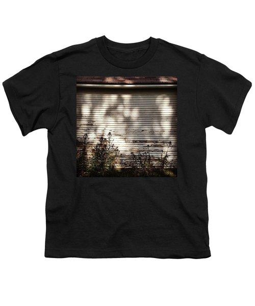 Slats And Shadows Youth T-Shirt
