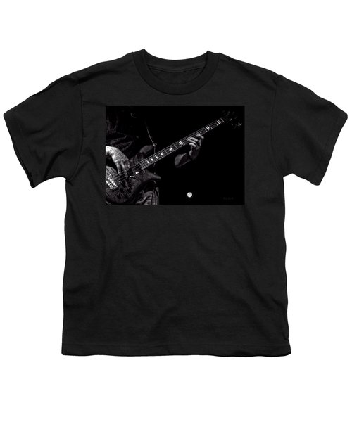 Sounds In The Night Bass Man Youth T-Shirt