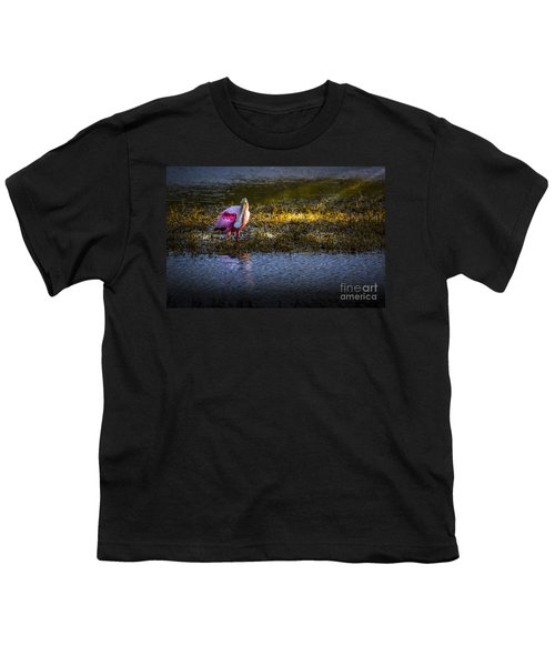 Spotlight Youth T-Shirt by Marvin Spates