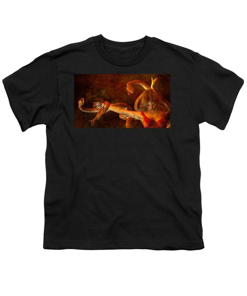 Story Of Eve Youth T-Shirt by Bob Orsillo
