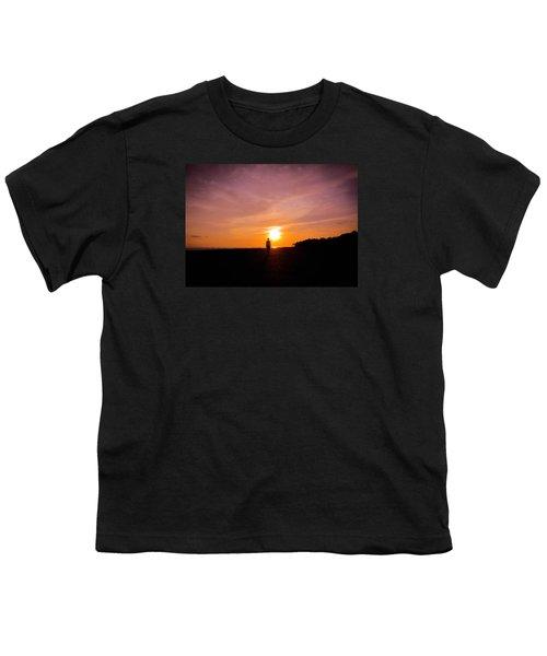 Sunset Walk Youth T-Shirt