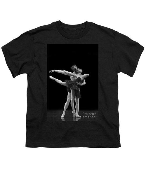 Swan Lake  Black Adagio  Russia  Youth T-Shirt