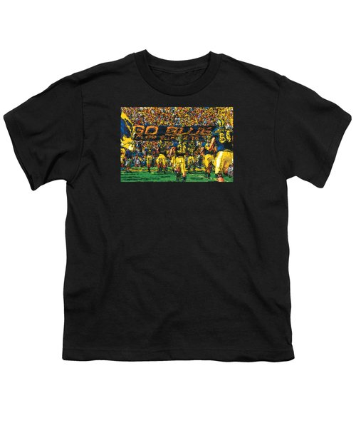 Take The Field Youth T-Shirt by John Farr