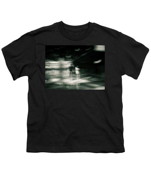 Youth T-Shirt featuring the photograph Tension by Alex Lapidus