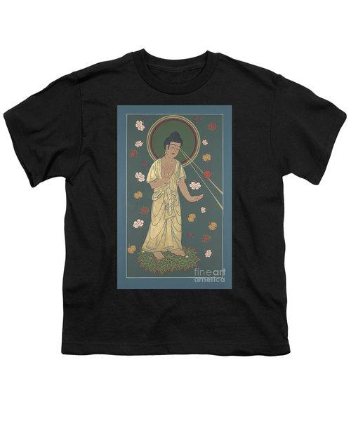 The Amitabha Buddha Descending 247 Youth T-Shirt
