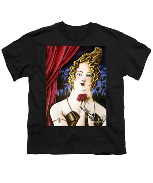 the Forgotten Woman Youth T-Shirt