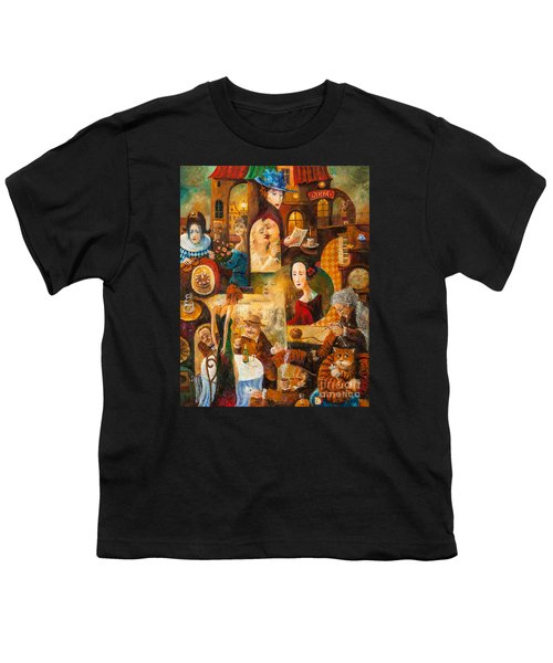 The Letter Youth T-Shirt