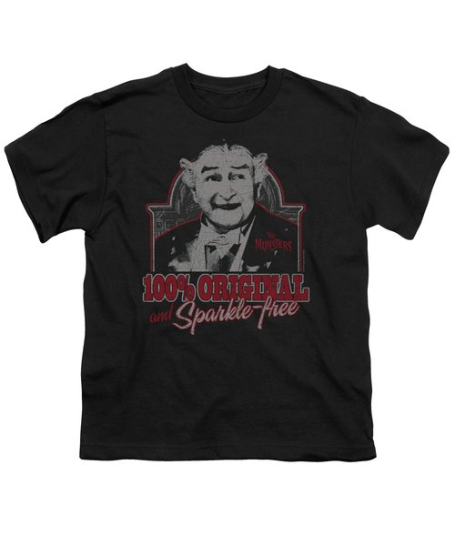 The Munsters - 100% Original Youth T-Shirt