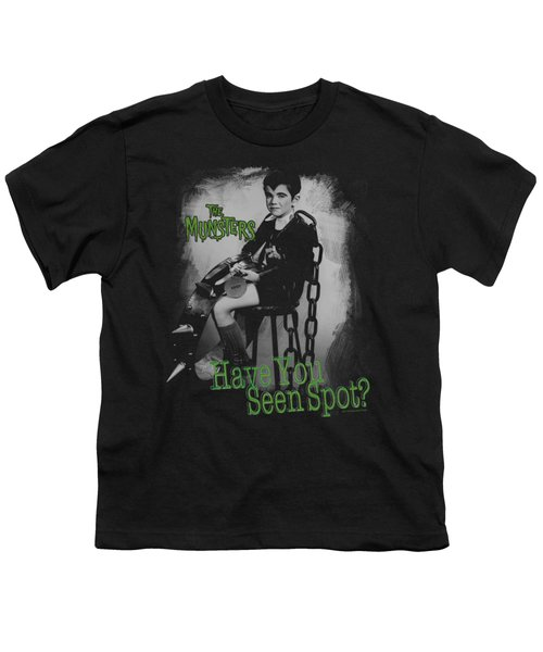 The Munsters - Have You Seen Spot Youth T-Shirt