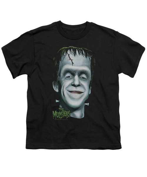 The Munsters - Herman's Head Youth T-Shirt