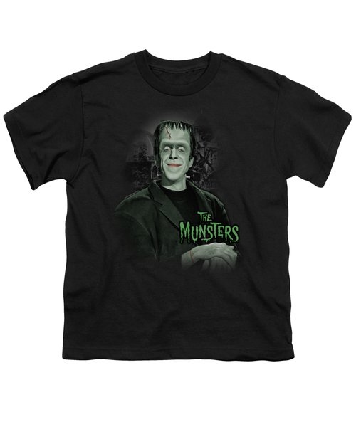 The Munsters - Man Of The House Youth T-Shirt
