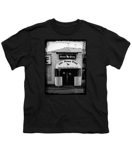 The Stone Pony Youth T-Shirt by Colleen Kammerer