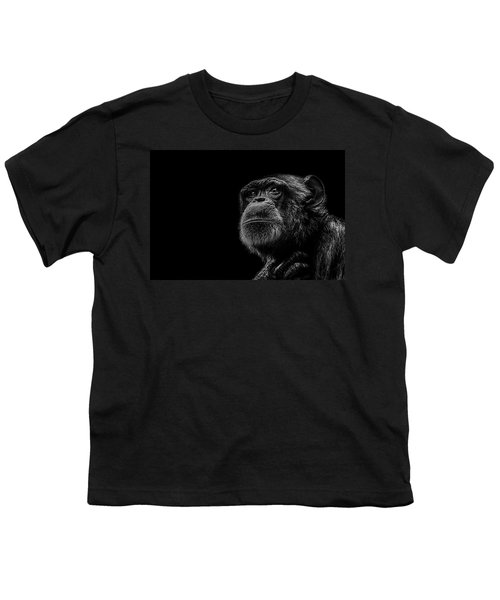 Trepidation Youth T-Shirt by Paul Neville