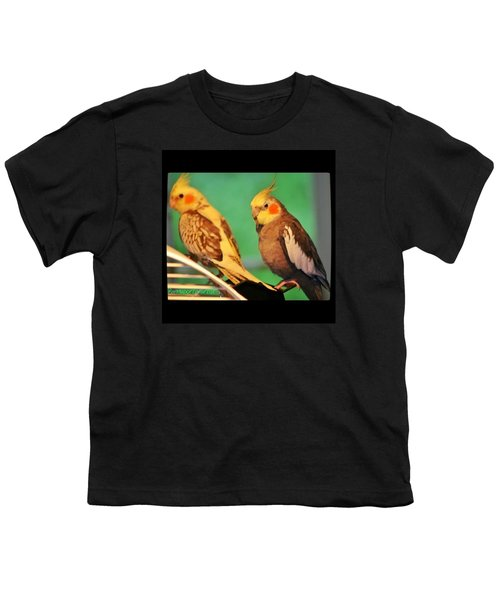 Two Tiels Chillin Youth T-Shirt