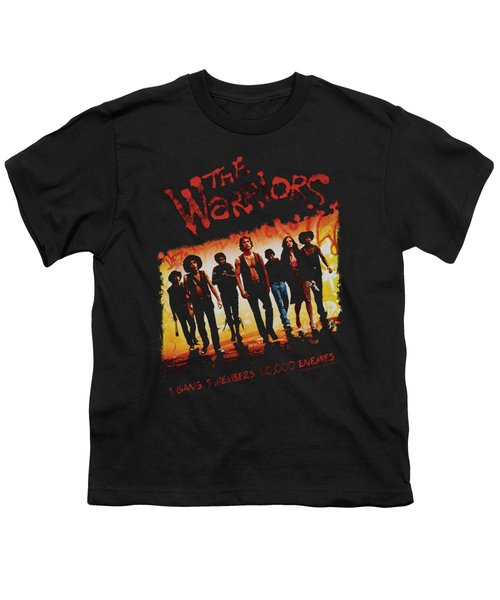 Warriors - One Gang Youth T-Shirt