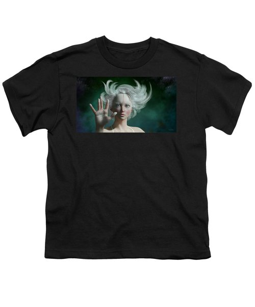 White Faun Youth T-Shirt