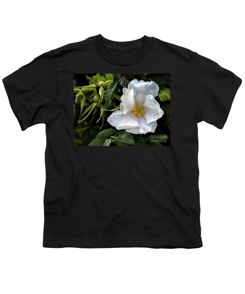 White Rose Youth T-Shirt