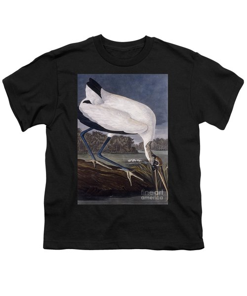 Wood Ibis Youth T-Shirt