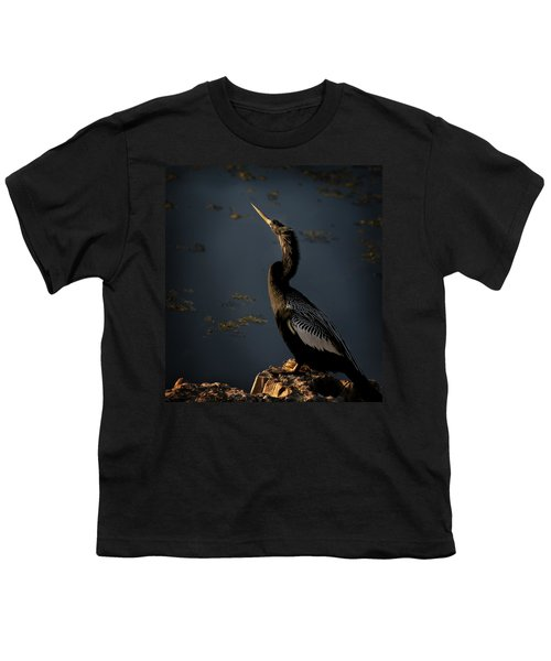 Black Light Youth T-Shirt